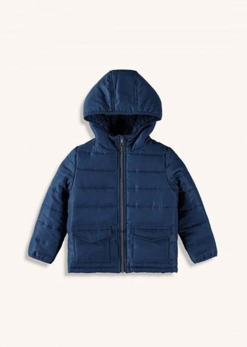 Splendid Toddler Boy Hooded Puffer Jacket