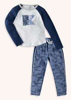 Splendid Toddler Boy Nautical Flag Set