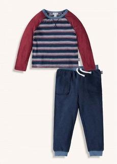 Splendid Toddler Boy Stripe Top Set