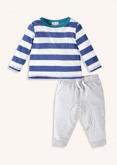 Splendid Toddler Boy Striped Tee Set