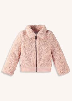Splendid Toddler Girl Faux Fur Jacket
