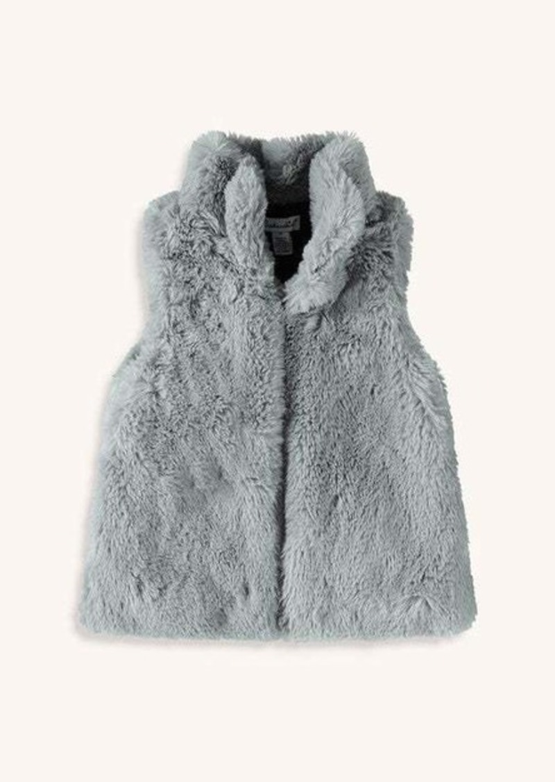 Splendid Toddler Girl Faux Fur Vest