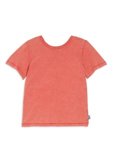 Splendid Toddler's & Little Boy's Washed Slub Tee