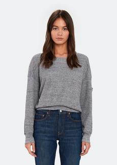 Splendid Top Wedge Thermal Crop Sweater - XL - Also in: M, S, XXL, XS, L