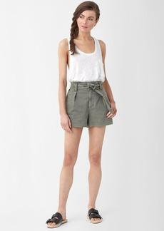 Splendid Twill Belted Short