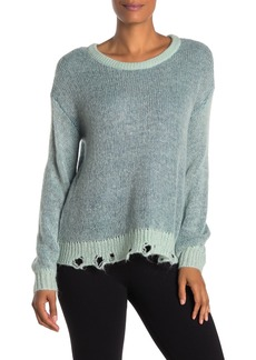 Splendid Two-Tone Sweater