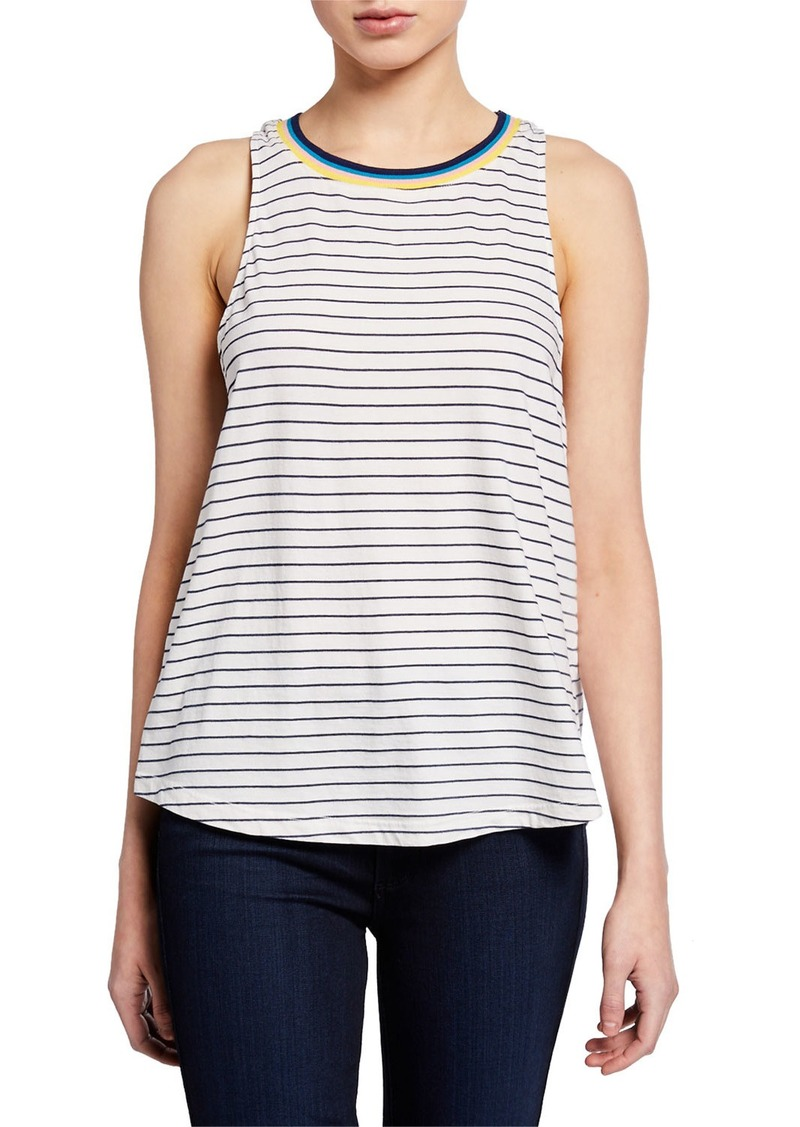 Splendid Under The Sun Striped Tank