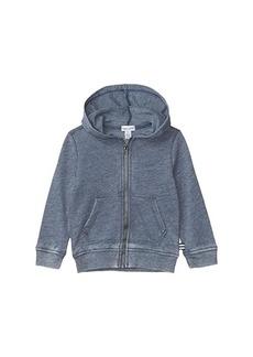 Splendid Vintage Wash Hoodie Jacket (Toddler/Little Kids/Big Kids)