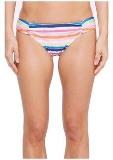 Splendid Watercolor Horizon Reversible Retro Pants