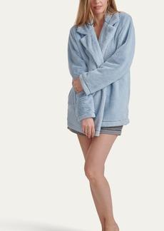Women's Splendid Faux Bunny Lounge Jacket, Online Only
