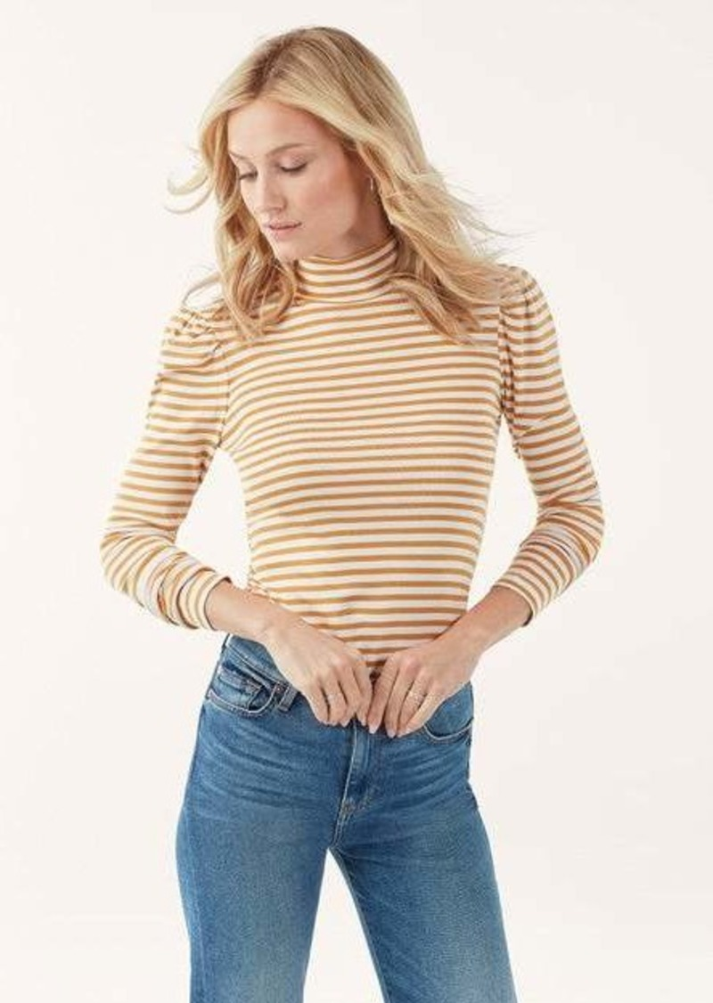 Splendid Wyatt Stripe Turtleneck