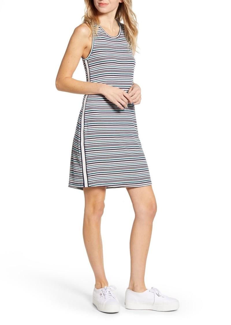 Splendid x Gray Malin La Plage Stripe Dress