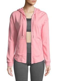 Splendid Zip-Up Hooded Sweatshirt