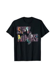 Funny Spy Gaming Ninjas Game Kids Art T-Shirt