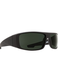 Spy Optic Logan 670939973864 Polarized Wrap Sunglasses ()