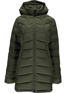 Spyder Women's Syrround Long Down Coat