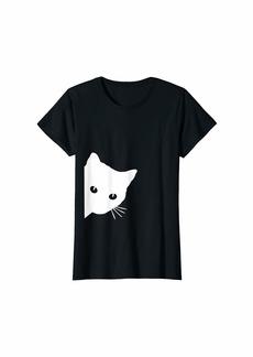 Womens Spy Cat Cat Mom Cat Lady Cat Lovers  T-Shirt