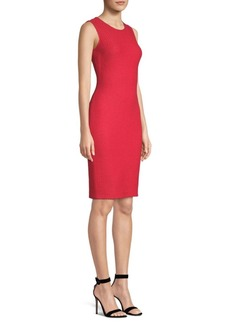 St. John Adina Knit Bodycon Dress