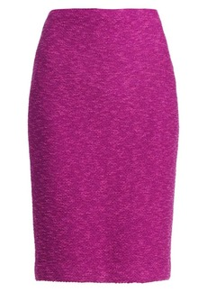 St. John Belle du Jour Knit Pencil Skirt