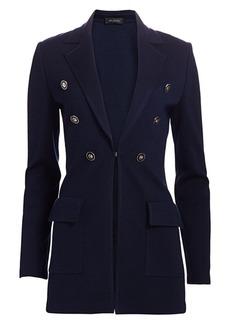 St. John Duo Milano Knit Jacket