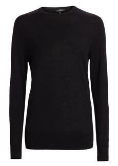 St. John Extra-Fine Merino Wool Sweater
