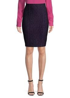 St. John Marianne Knit Pencil Skirt
