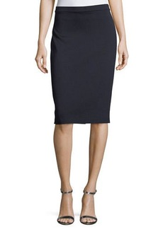 St. John Milano Knit Pencil Skirt