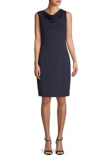 St. John Milano Sheath Dress