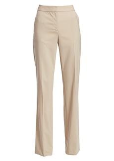 St. John New Stretch Tropical Wool Pants