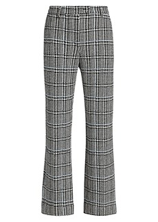St. John Prince of Wales Knit Trousers