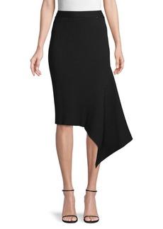 St. John Rib-Knit Skirt