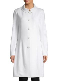 St. John Santana Buttoned Coat