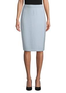 St. John Santana Knit Skirt