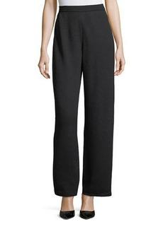 St. John Santana Knit Stove-Cut Pants