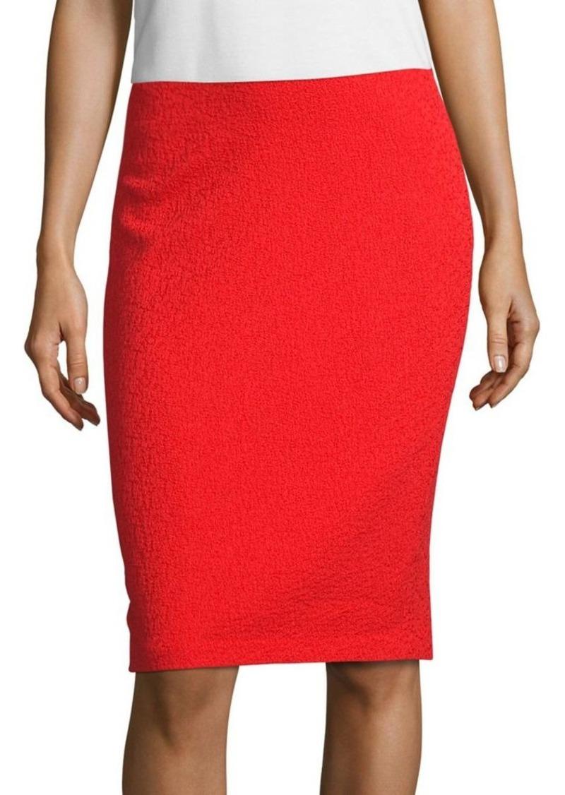 St. John Clair Knit Skirt