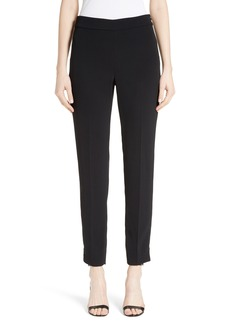 St. John Collection Alexa Scuba Slim Crop Pants
