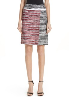 St. John Collection Amelia Knit Skirt