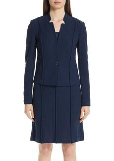 St. John Collection Ana Boucé Knit Jacket