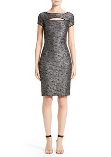 St. John Collection Anaya Sheath Dress