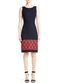 St. John Collection Baruti Knit Dress
