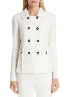St. John Collection Belle du Jour Knit Jacket