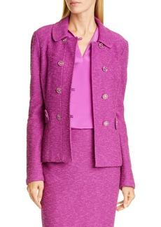 St. John Collection Belle du Jour Knit Jacket