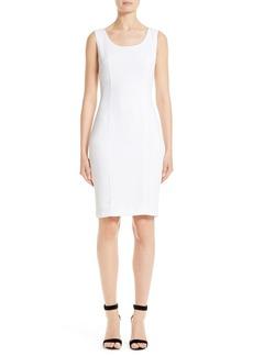 St. John Collection Cady Sheath Dress