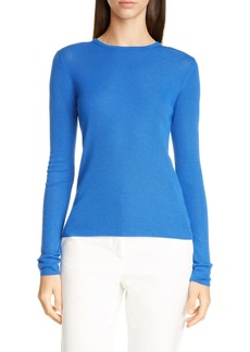 St. John Collection Cashmere & Silk Sweater