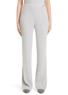 St. John Collection Cashmere Knit Pants