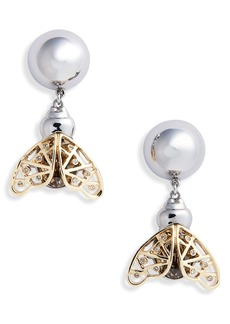 St. John Collection Circle Earrings