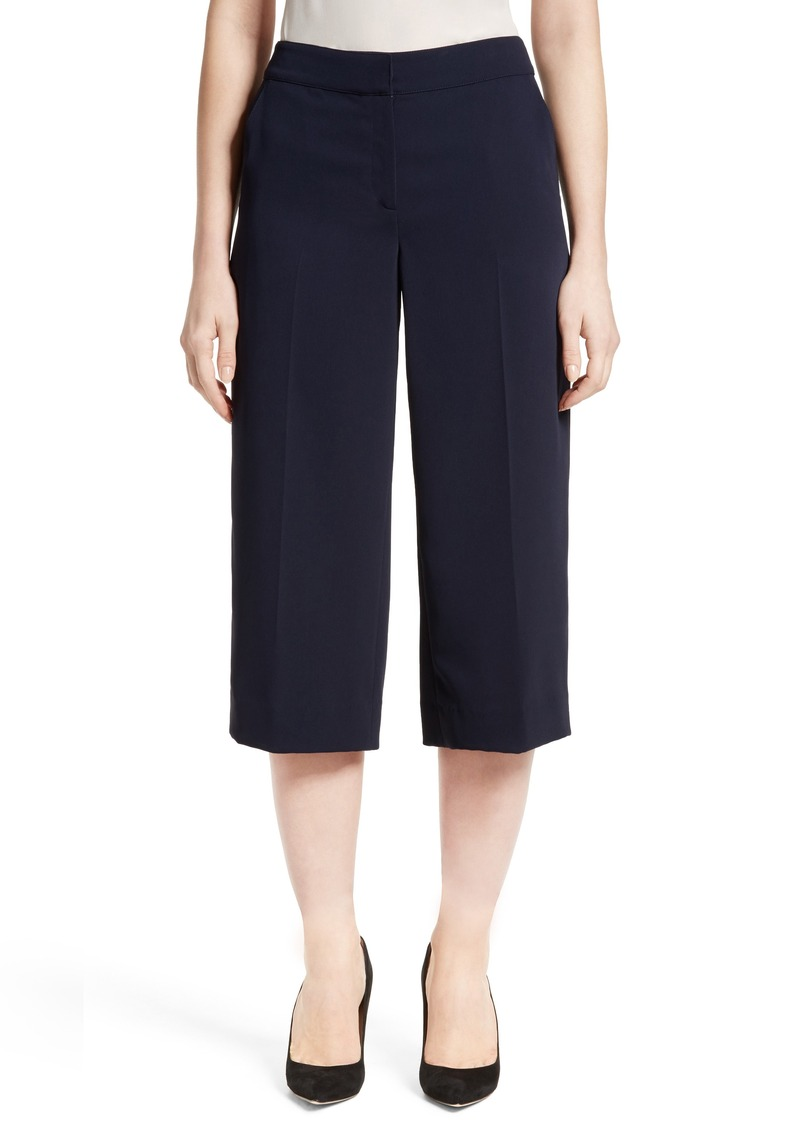 St. John Collection Classic Cady Culottes
