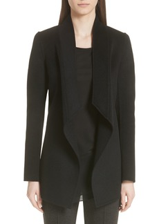 St. John Collection Double Face Wool Blend Jacket (Nordstrom Exclusive)
