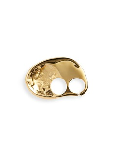 St. John Collection Double Finger Ring