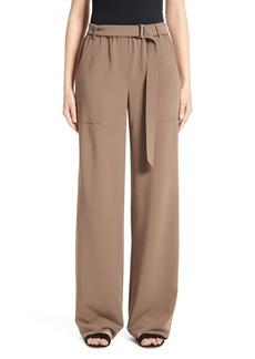 St. John Collection Drape Suiting Pants